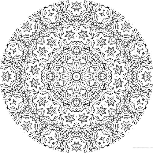 Coloriage mandala colorier en ligne coloring pages coloring books mandala - Mandala a colorier en ligne ...