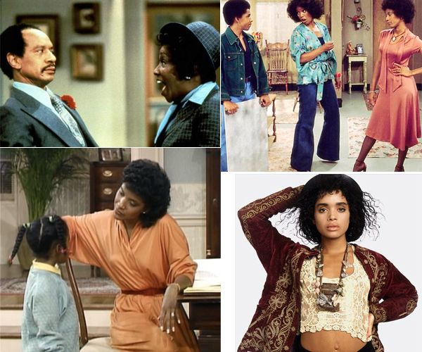 They Had It Goin' On! 8 Stylish Sitcom Stars Of The '70s ...