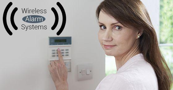 4 Benefits Of Having A #Wireless #AlarmSystem #CalgaryAlarm #Calgary #homesecurity #homeautomation