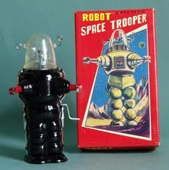 Reproduction Robby Robot Space Trooper