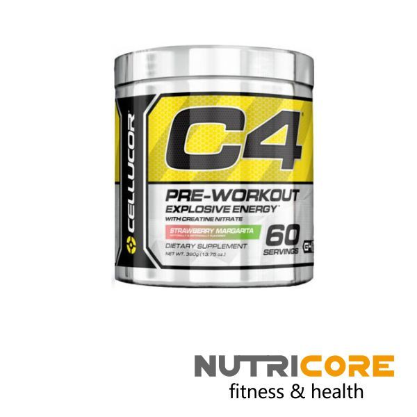 C4 G4 | Nutricore | fitness & health