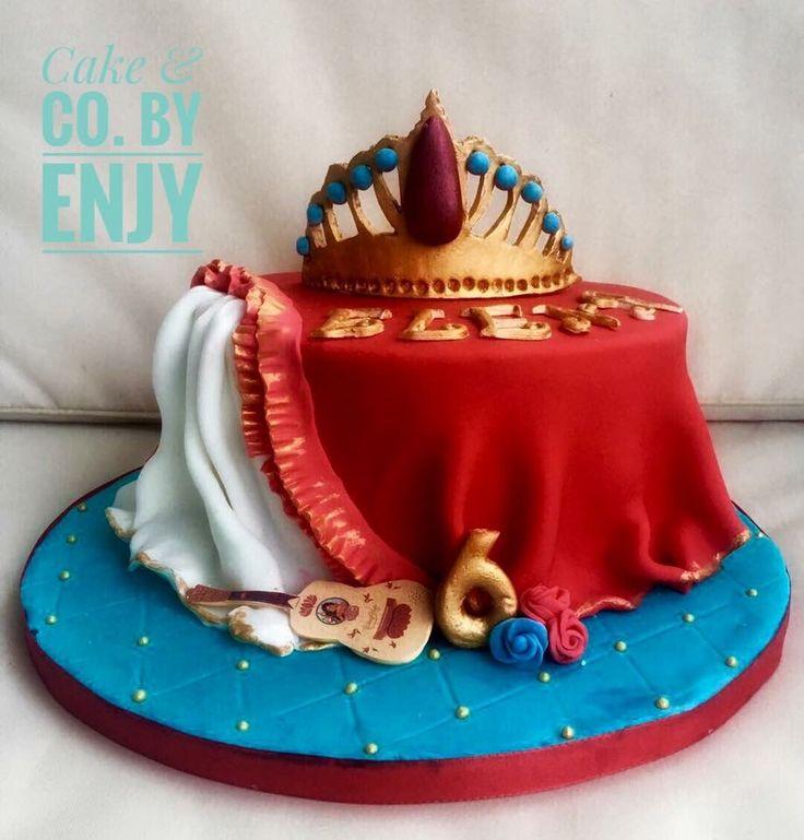 Princess Elena Cake Cakeandco.byenjy@Www.facebook.com/cakeandco.byenjy/ .com Tel: +41 76 510 75 33 Www.facebook.com/cakeandco.byenjy/e