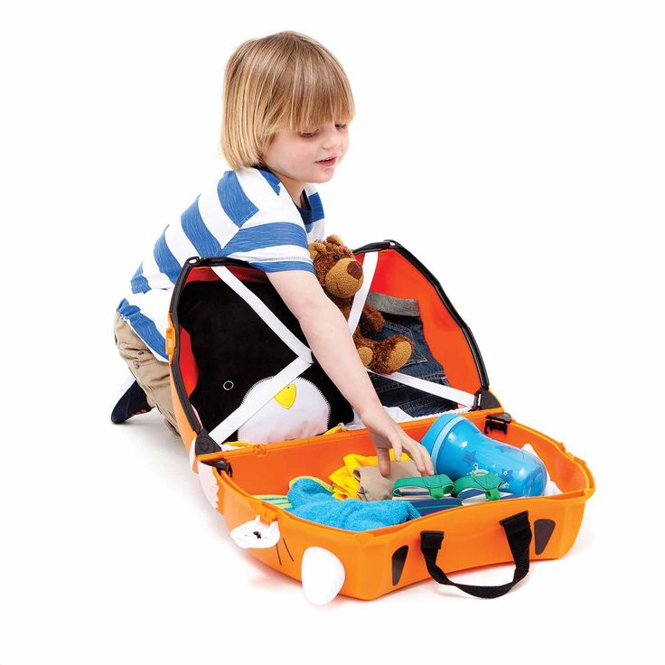 Koffer Profi Shop            |      Trunki® Ride-On Kindertrolley Tipu Tiger tipu tiger             | online kaufen