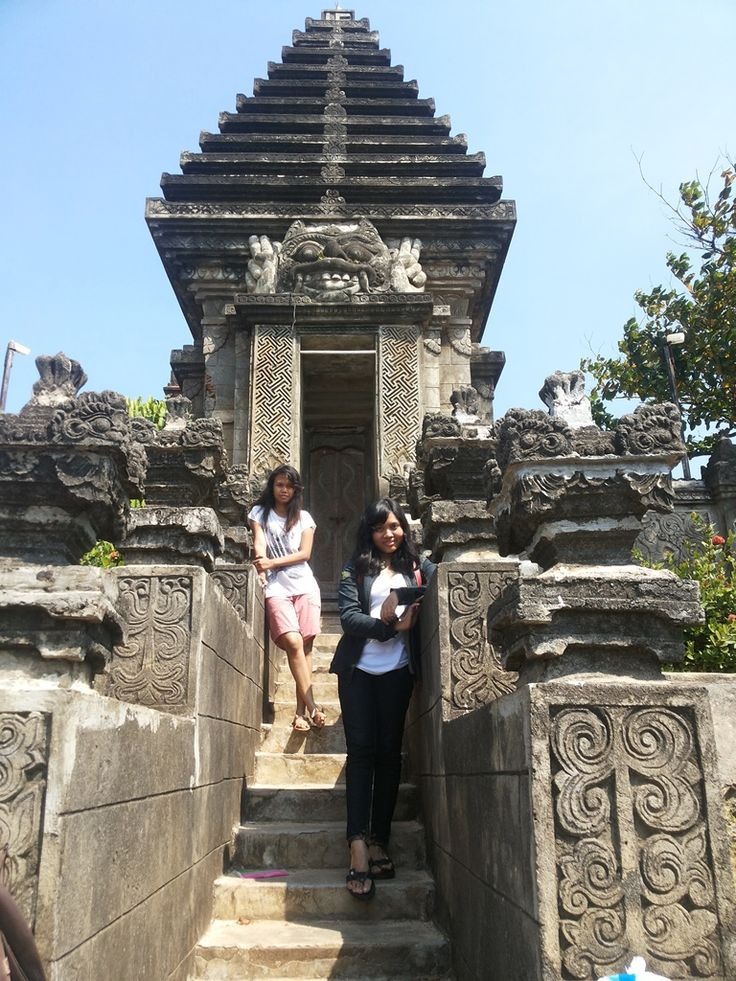 Balekambang #Temple #Malang #Indonesia
