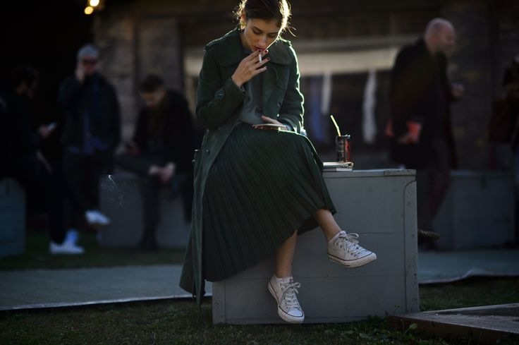 Pitti Uomo Fall 2016 Street Style, Day 2 - -Wmag