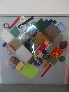 mosaic de textures