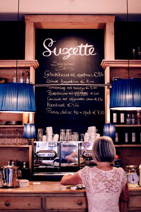 Koffie drinken in Hasselt doe je bij Suzette!