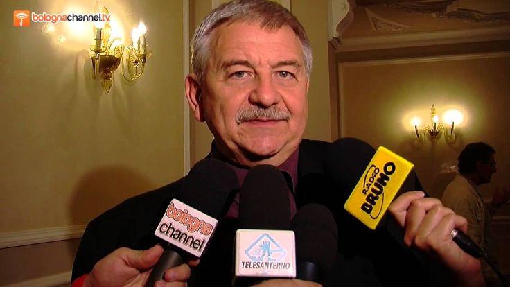 Intervista al presidente di BolognaFiere Duccio Campagnoli nell'ambito della presentazione del calendario 2013/2014. - Servizio di: Fabio D'Arco - Riprese di: Francesca Zucchini