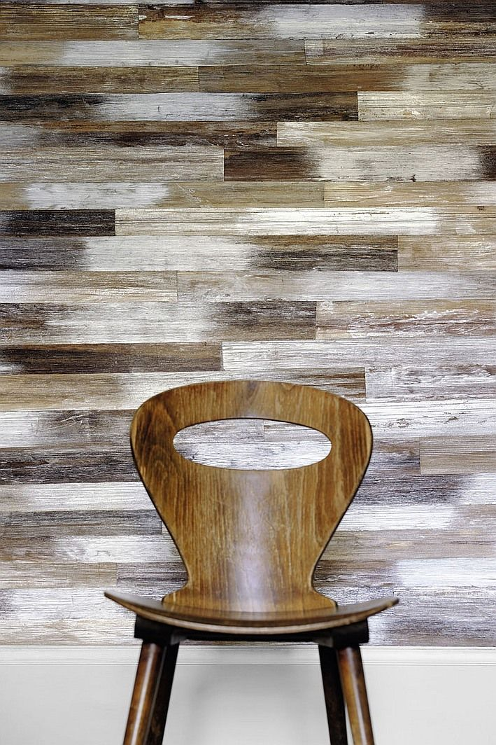 Elitis's Mindoro Bolinao wallcovering is applied abaca bank, colored and color washed by hand. #design