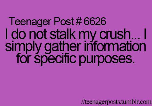 teenager posts about crushes - Google Search ? teenager posts ...