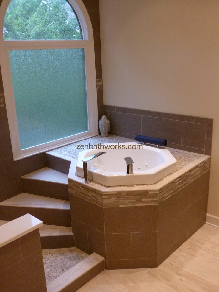 17 best images about soaking tubs contemporary designs for Japanese whirlpool tub