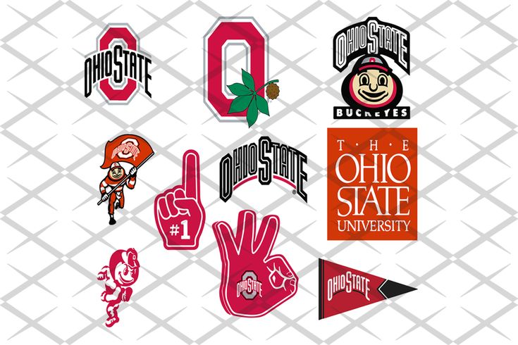 Ohio State svg SVG Files For Silhouette, Files For Cricut