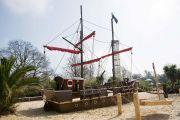 Diana Memorial Playground Pirate Ship