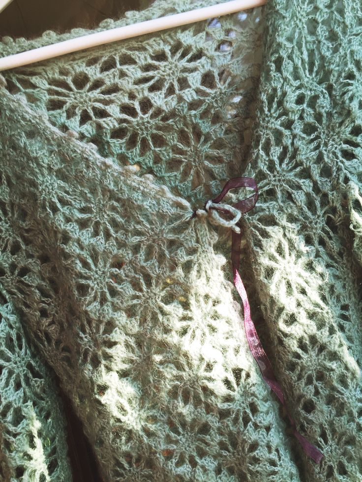 Pizzo crochet