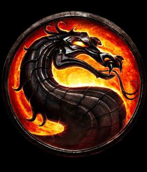 Mortal Kombat - this new MK logo is fantastic... I love the drawing type effect to it... Great job