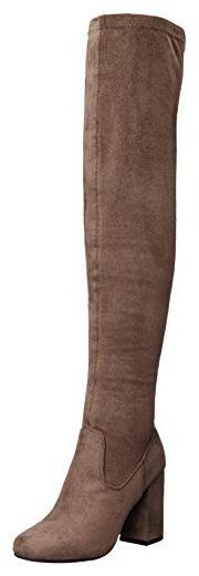 Michael Michael Kors Dawson Mid Bootie Damen US 7 Grau Kurzstiefel - Stiefel für frauen (*Partner-Link)
