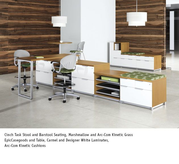 National Office Furniture   Epic Casegoods #NationalOffice  #FurnitureWithPersonality