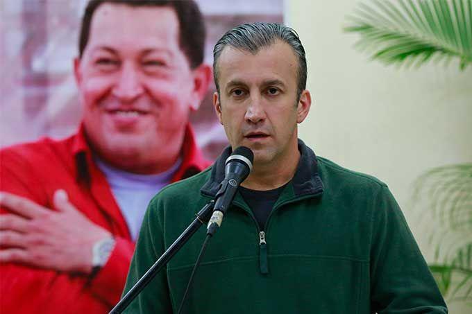 El Aissami: capturado autor material de asesinato del teniente Danny Subero