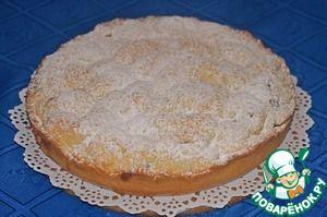 Рецепт: Тирольский сливовый пирог