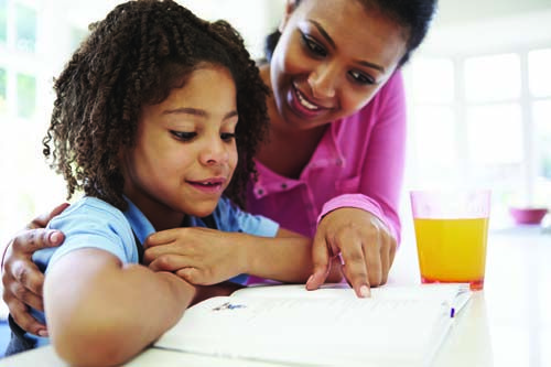 We share some advice to help your child cope with homework.| Ackermans