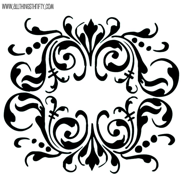 Free Stencil Patterns | Stencil patterns just for you!