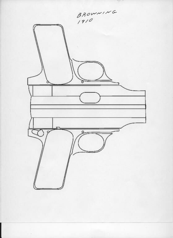 Pin on gun templates
