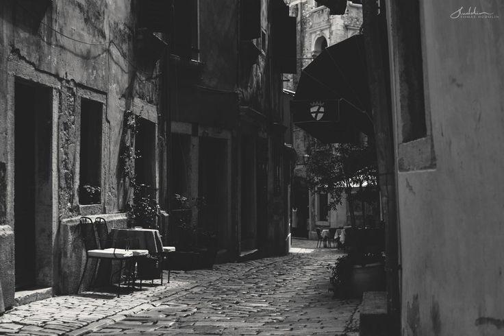 Alley by Tomáš Hudolin on 500px