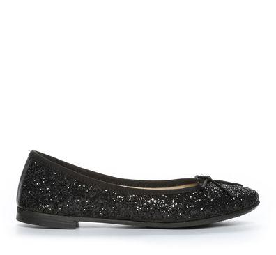 Nilson Shoes Ballerinaskor Sko Syntet Svart