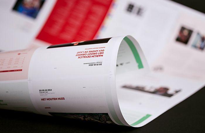 CCBrugge - Brochure   by Skinn Branding Agency