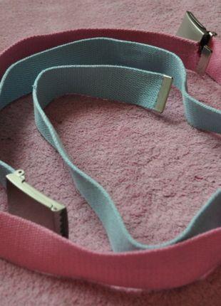 Kupuj mé předměty na #vinted http://www.vinted.cz/zeny/pasky/1950172-ruzovy-a-modry-pasek