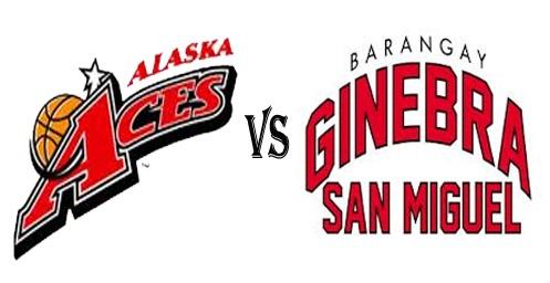 Watch Alaska Aces vs Brgy Ginebra San Miguel October 28, 2012