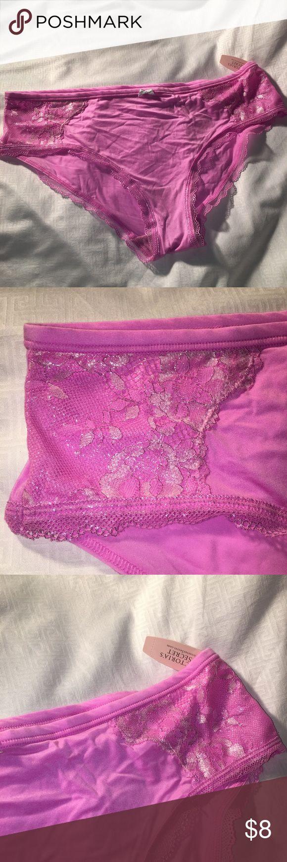 BNWT.. Victoria's Secret Hot Pink LG Panties BNWT.. Victoria's Secret LG Hot Pink Panties. PINK Victoria's Secret Intimates & Sleepwear Panties