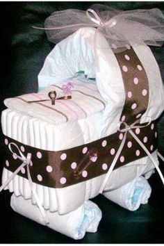 Creative gift idea for baby showers