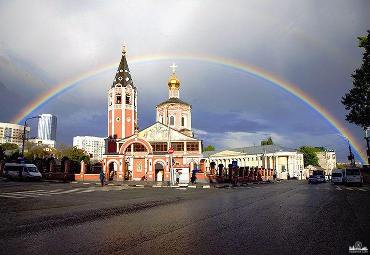 Свято-Троицкий кафедральный собор Фото Андрей Гутынин      #Саратов #СаратовLife