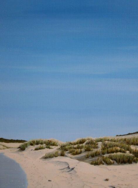 duinen bij Westenschouwen