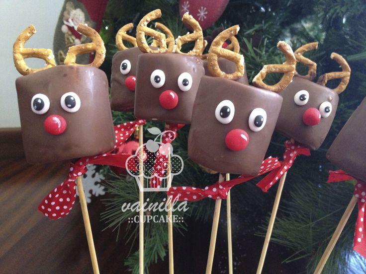 MASMELOS DECORADOS : Masmelos decorados