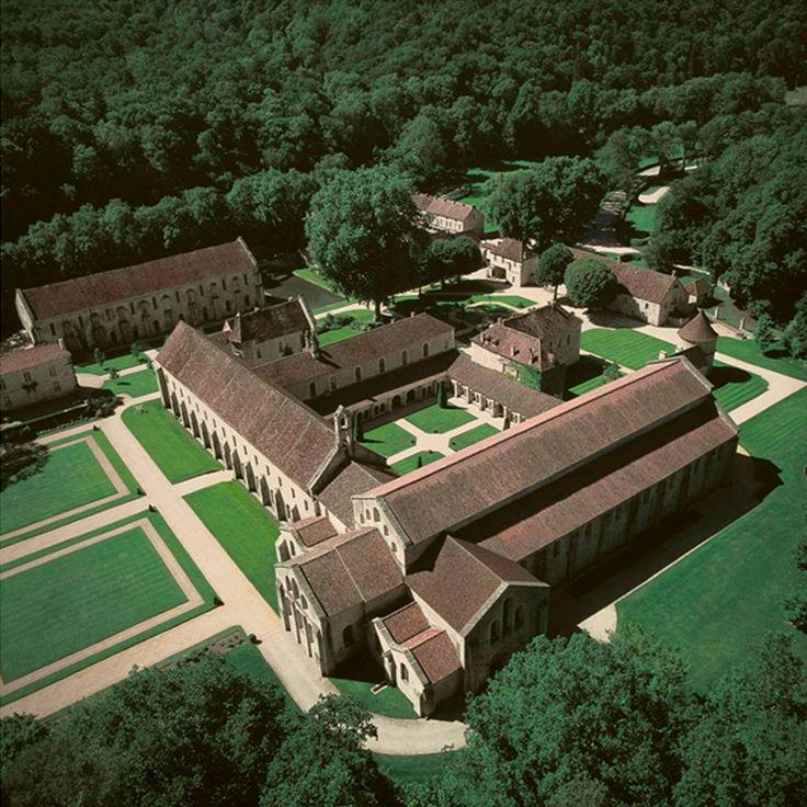 Abbaye de Fontenay - #Beaune