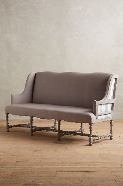 Egmont Dining Bench - anthropologie.com