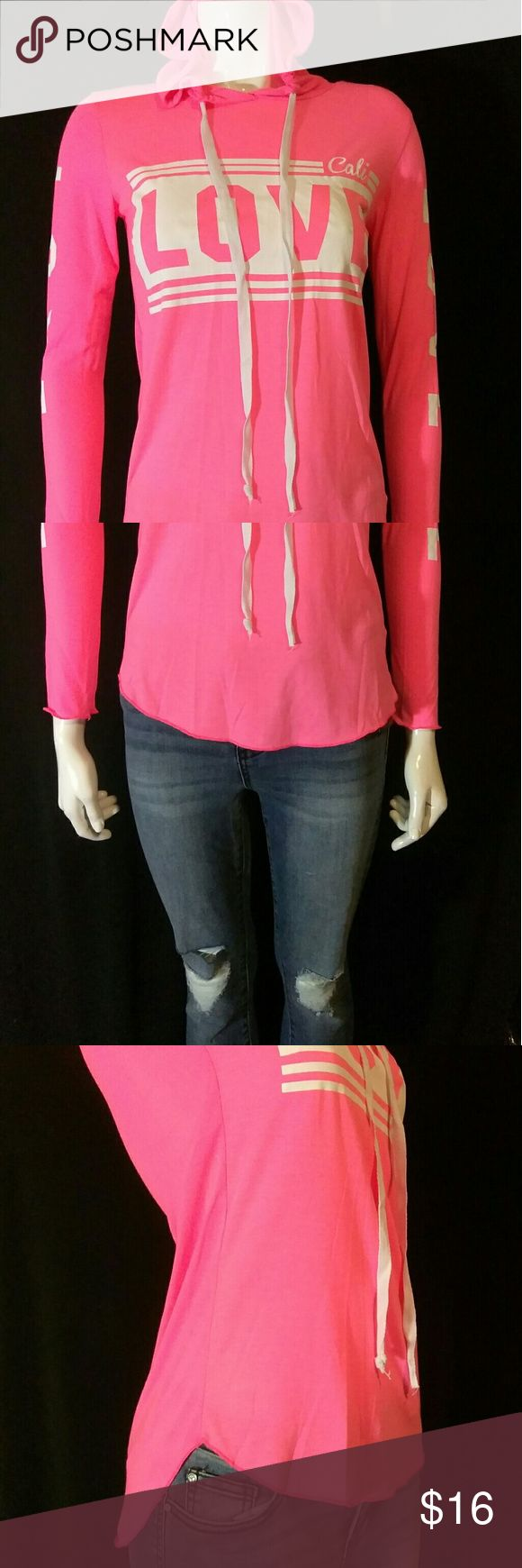 Free kisses thin hoodie, size S,M,L,XL available Free kisses thin hoodie Free kisses Tops Sweatshirts & Hoodies
