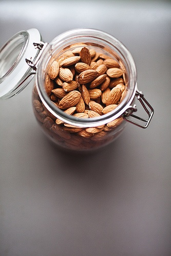 Nutty about almonds #Nuts #Tapas #Fino