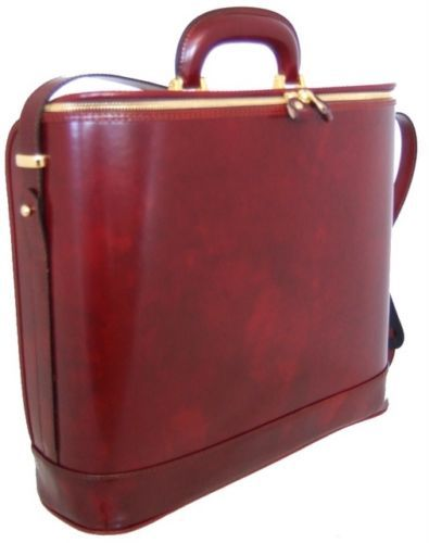 "Borsa uomo donna in pelle portadocumenti portanotebook 15"" italian leather bag | eBay women's business bag by Pratesi. Made in Italy."