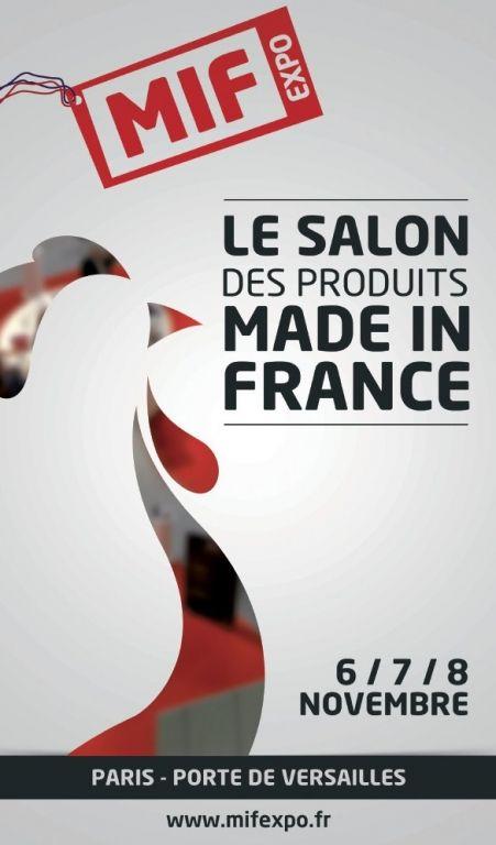 MIF Expo, le Salon des Produits Made in France, Paris (75015), Ile-de-France