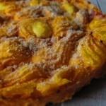 Torta di patate zucca e maionese