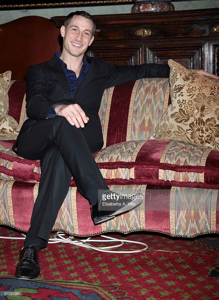 Actor David Rott attends 'Sissi' photocall at Palazzo Taverna on February 25, 2010 in Rome, Italy.