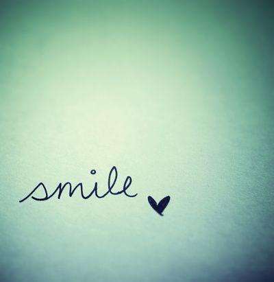 Não deixes de sorrir!! s2: