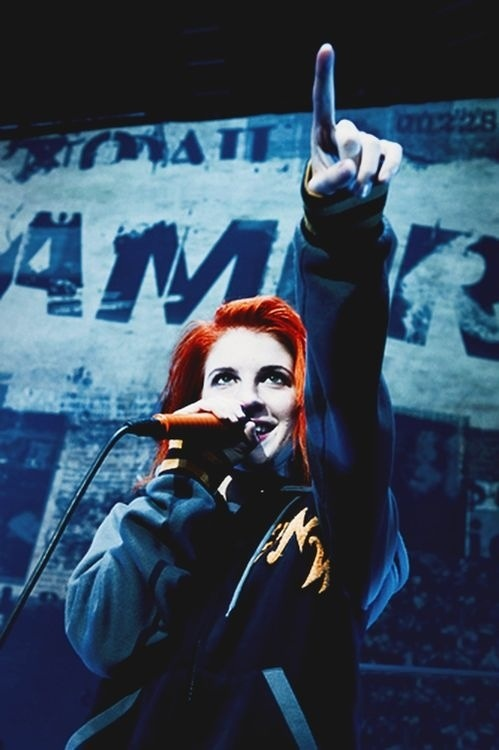 *m. Hayley Williams