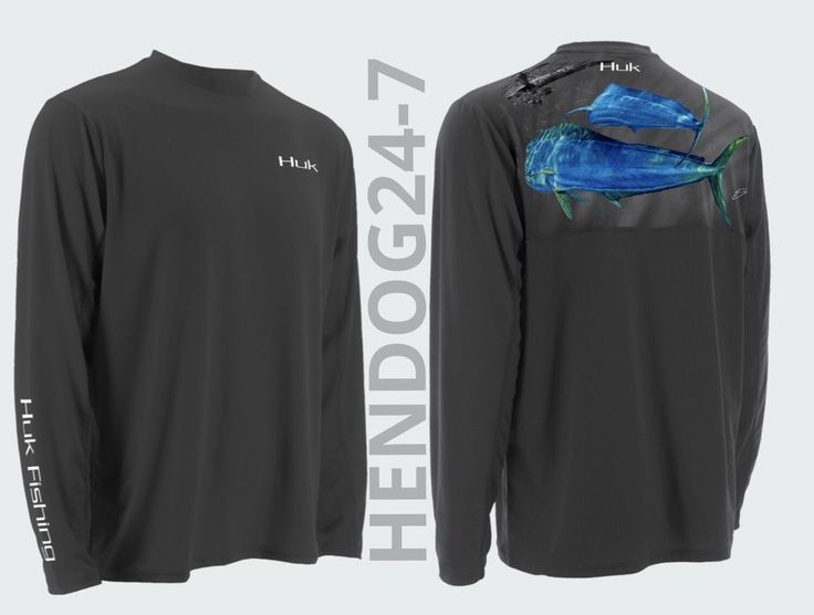 HUK KSCOTT HAPPY HOUR ICON LONG SLEEVE SHIRT SIZE MEDIUM RETAIL $49.99 #Huk  #ShirtsTops