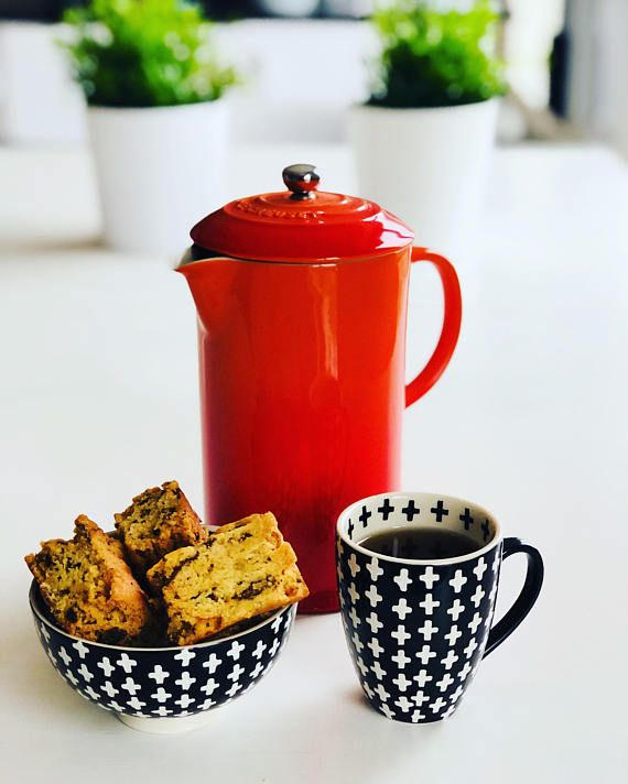 Buttermilk Rusks / Karringmelk Beskuit - a South African baked treat. You dunk them in your coffee! Buy from Bespoke Bakes by M #etsyshop #bakedgoods #southafrican #etsyseller #treats #coffee #coffeetime
