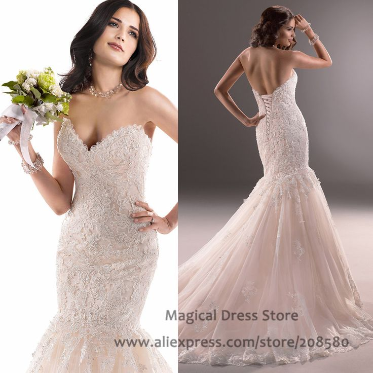 31 best Colored Wedding Dresses images on Pinterest | Homecoming ...