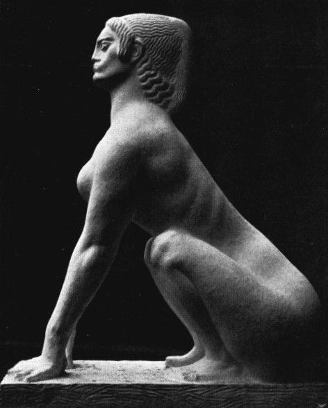 Image result for hermann corrodi sphinx